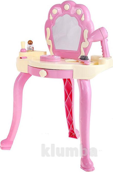 Столик для макияжа тм орион для маленькой модницы. фото №1