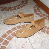 Туфельки Company Igi 33 розмір 20.5 см нубук Італія