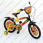 Детский велосипед 18 двухколесный