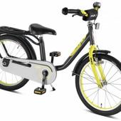 Двухколесный велосипед Puky Z8 4308 anthrazit/citron