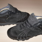 спортивные ботинки Puma Gore-Tex 39р
