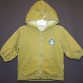 Курточка 6-9 месяца