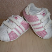 Пинетки Adidas р.18-20 Оригинал