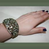 Шикарный новый винтажный браслет на выход