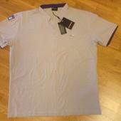 Мужская фирменная турецкая футболка новая размер XL, длина 72, плечи 52, ширина 59