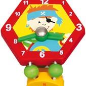 Часы «Пират», красные, Bino Артикул: 86039