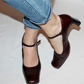 Туфли, 39 р, 5thAvenue, Германия, кожа полная, оригинал