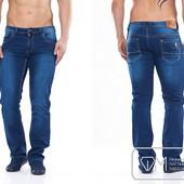 W1174 Стильные мужские джинсы 29-38 рр