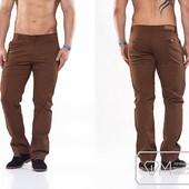 W1155 Стильные мужские брюки 29-38 рр