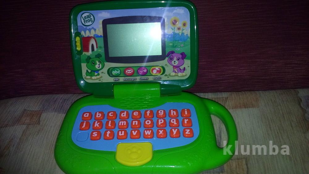 Ноутбук leap frog фото №1