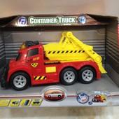 Функциональная машинка с контейнером Dickie Toys 3413581