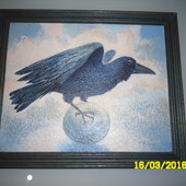 Картина известного художника Валерия Сырова. Цена снижена!!!