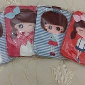 Прикольная детская сумочка, 4 вида, новая