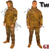 Униформа , Горка тип Е