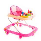Ходунки детские Kid's Life ха100, цвет розовый