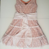 Женское платье из кружева кира пластинина