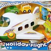 Самолет, набор электр., шт.арт.: K12411