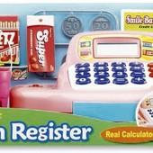 Кассовый аппарат (розовый), шт.арт.: K30262