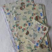 Комплект постельного белья (2 наволочки+простынь+пододеяльник)
