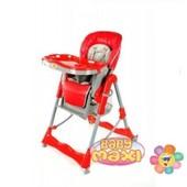 Детский стульчик для кормления BABY maxi 202 цвета в ассортименте