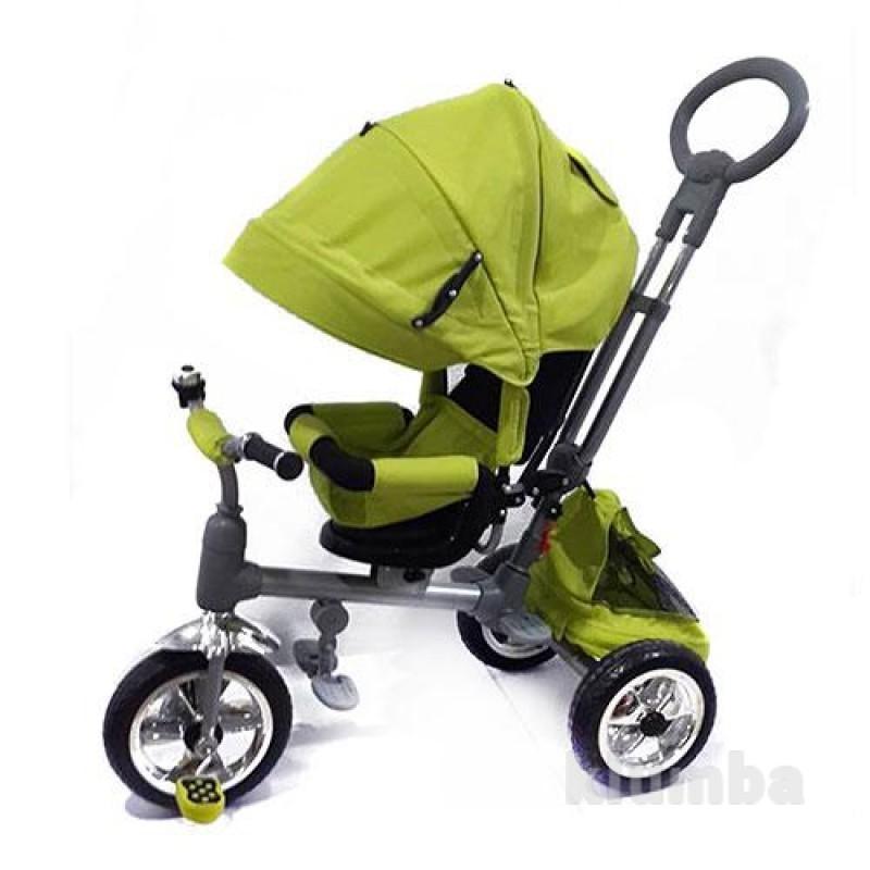 Детский трехколесный велосипед M 3112.Поворотное сиденье! фото №1