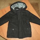 Продам крутое пальто на мальчика