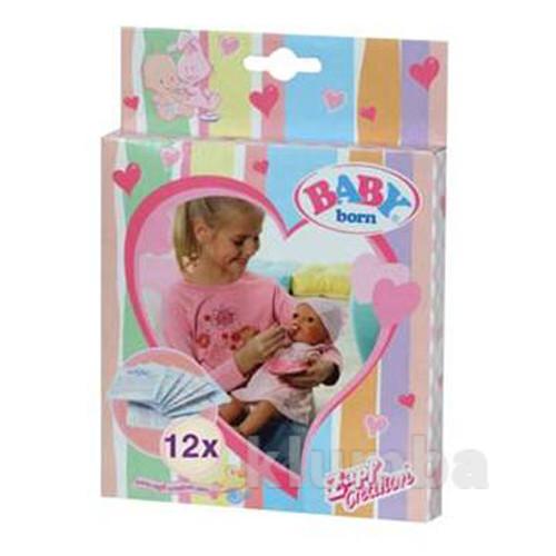 Zapf каша для куклы baby born 12 пакетиков фото №1