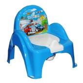 Горшок-кресло Tega Cars cs-007 Польша разные цвета