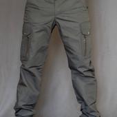Тактические брюки в расцветку Кайот и Чёрные м,л,хл (2з