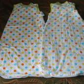 Cпальные мешки (спальники) от 0 до 4 лет
