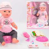 Кукла пупс Baby Born, беби борн. беби бон новинка. Малятко немовлятко