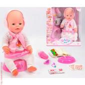 Кукла пупс Baby Born, беби борн. беби бон, новинка малятко немовлятко