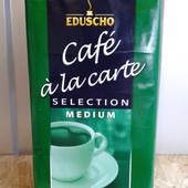 Кофе молотый Eduscho сafe а la carte mild 500гр. Германия