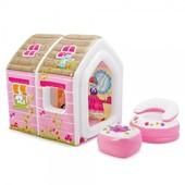 Детский Игровой центр Intex 48635 домик принцессы