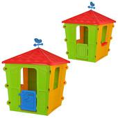 Домик Starplast 56-560 детский игровой пластиковый 108-108-152см