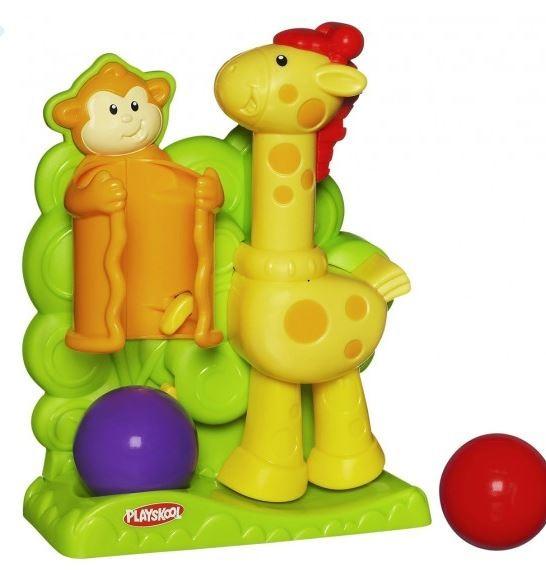 Игрушка playskool  жираф от hasbro фото №1