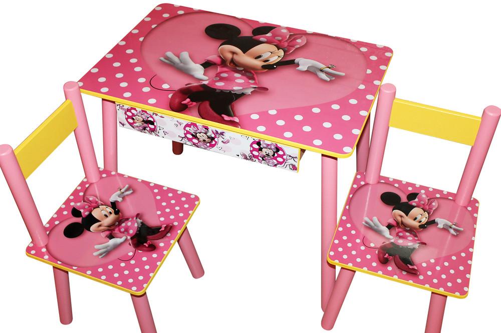 Детский стол minnie mouse и другие фото №1