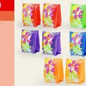 Надувные нарукавники разные расцветки,одни на выбор