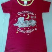 Фирменная ночная рубашка на 5-6 лет