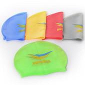 Шапочка для плавания MingKang Ukraine силиконовая: 6 цветов