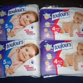 Подгузники Toujours, Германия Тужур памперсы супер качество памперс pampers dada памперс премиум кеа