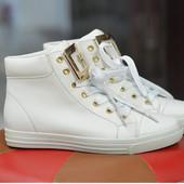 ботиночки  Hermes кожа!