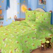 Постель в детскую кроватку
