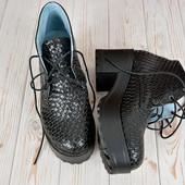 Ботильоны(весна, осень) ботинки туфли