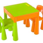 Комплект стул и стульчик Tega Mamut