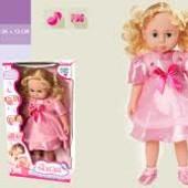 новая музыкальная кукла  Лиза