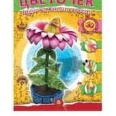 Подарок своими руками Набор для творчества Буратино цветок петушок