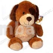 Мягкая игрушка собачка, 38 см  фото №1