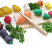 Набор разрезных продуктов «Маленький повар», Komarovtoys Артикул: А 339