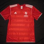 спортивная термо футболка Adidas, средний размер
